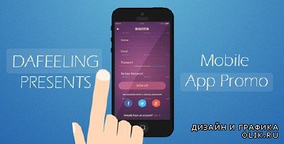 Mobile App Promo - Project for AFEFS (Videohive)