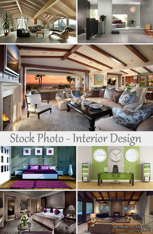Stock Photo - Interior Design