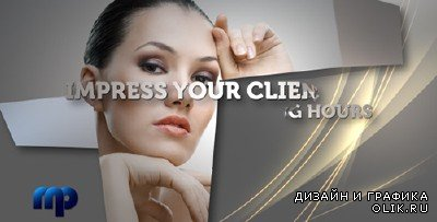 Slideshow Album HD - Project for After Effects (Videohive)