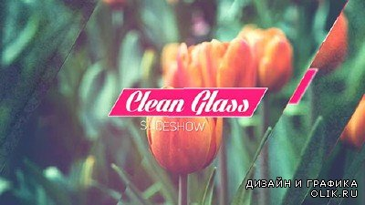 Clean Glass Slideshow 12574355 - Project for After Effects (Videohive)