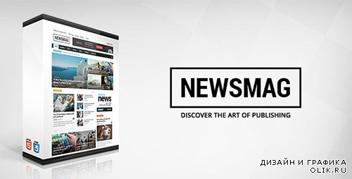t - Newsmag v2.2 - News Magazine Newspaper