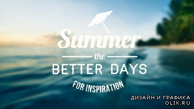 Epic Summer Days Opener - Project for AFEFS (Videohive)