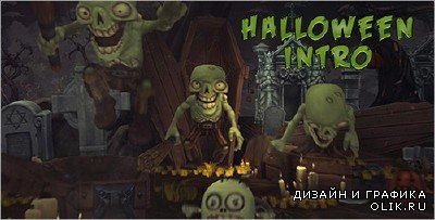 Halloween Intro - Project for AFEFS (Videohive)