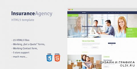 t - Insurance - HTML5 template for Insurance Agency (Update: 12 May 15) - 11291418