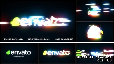 Fast Light Logo Reveal - Project for After Effects (Videohive)