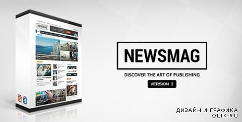 t - Newsmag v2.3.1 - News Magazine Newspaper - 9512331