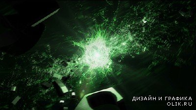 Epic Particles 3D Logo Formation Reveal - Project for AFEFS (Videohive)
