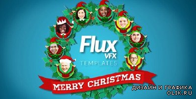 Christmas Elves Faces - Project for After Effects (Videohive)
