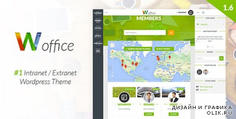t - Woffice v1.6.0 - Intranet/Extranet WordPress Theme - 11671924