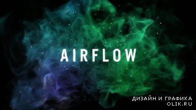 Airflow - Particle Logo Reveal - AFEFS Template (RocketStock)