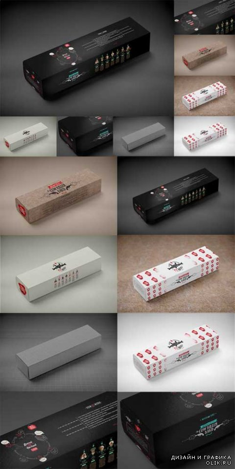 Package Mock-Up - 485003