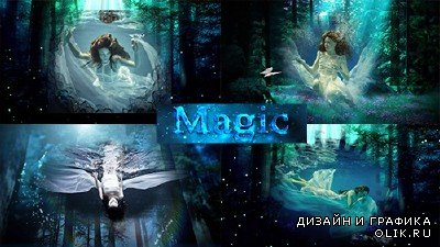 The Magic - Project for Proshow Producer
