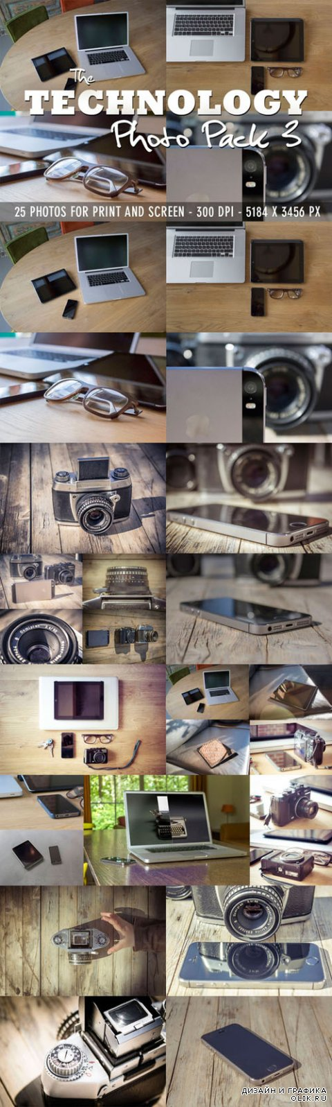 Technology Photo Pack 3 - Creativemarket 264245
