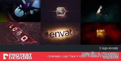 Cinematic Logo Pack - Project for AFEFS (Videohive)
