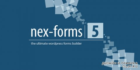 CodeCanyon - NEX-Forms v5.0 - The Ultimate WordPress Form Builder - 7103891