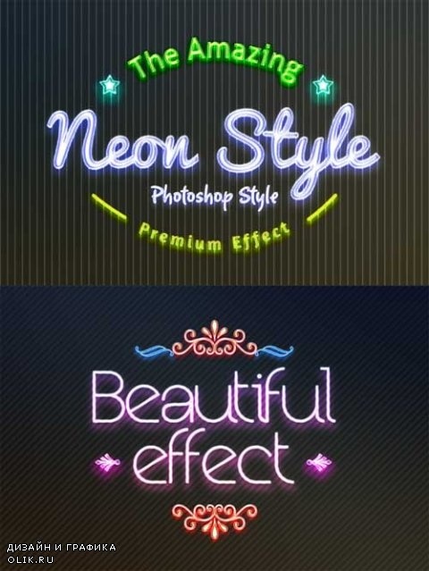 36 Neon Style V01 - 566834