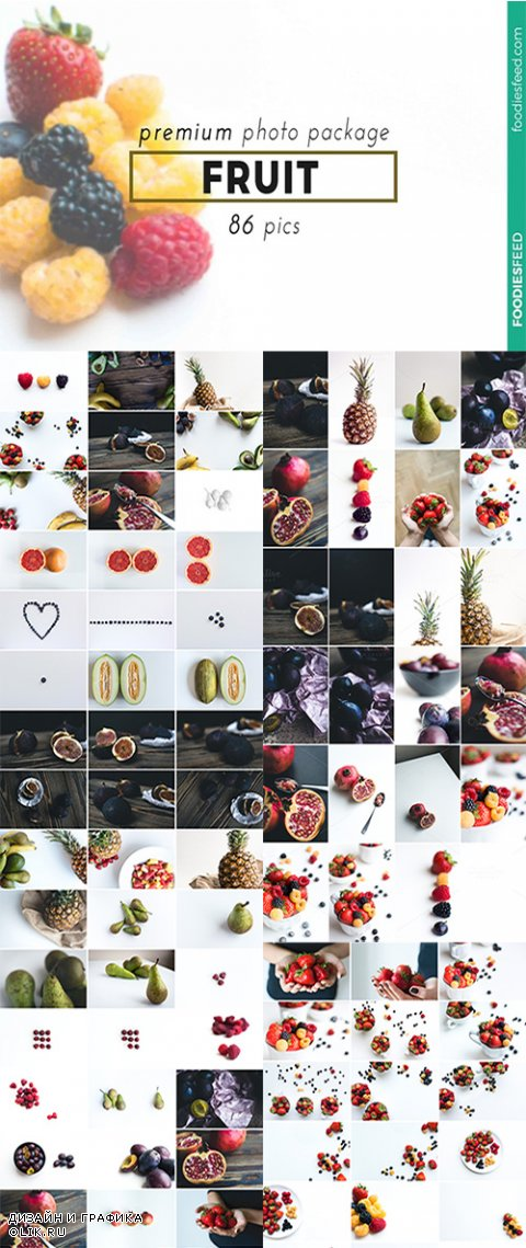 FRUIT - 86 Premium Photos - Creativemarket 111951