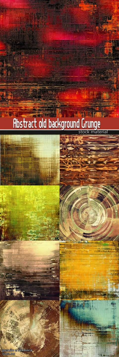 Abstract old background Grunge