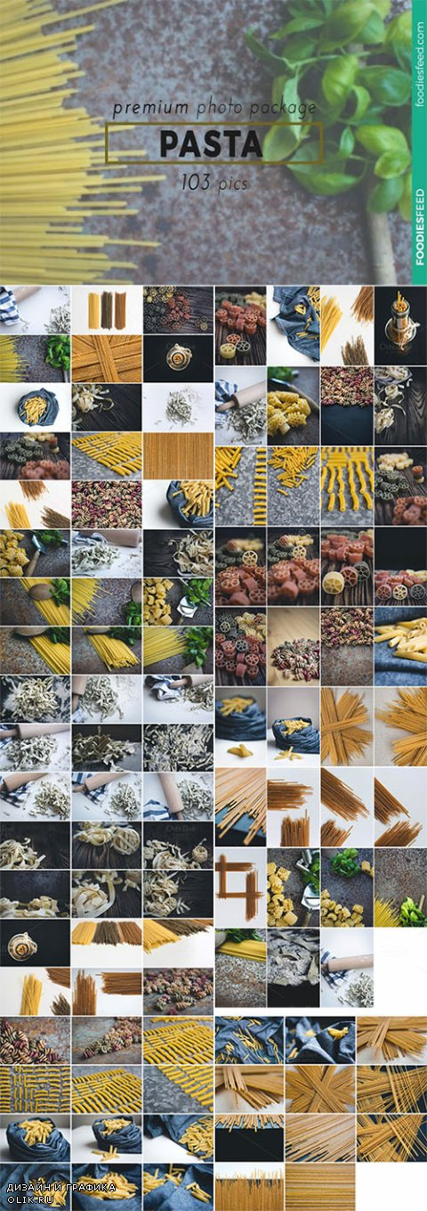 PASTA - 103 Premium Photos - Creativemarket 96494