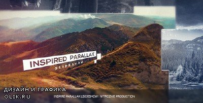 Parallax Intro - Project for AFEFS (Videohive)