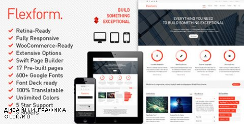 t - Flexform v1.8.2 - Retina Responsive Multi-Purpose Theme - 4258755