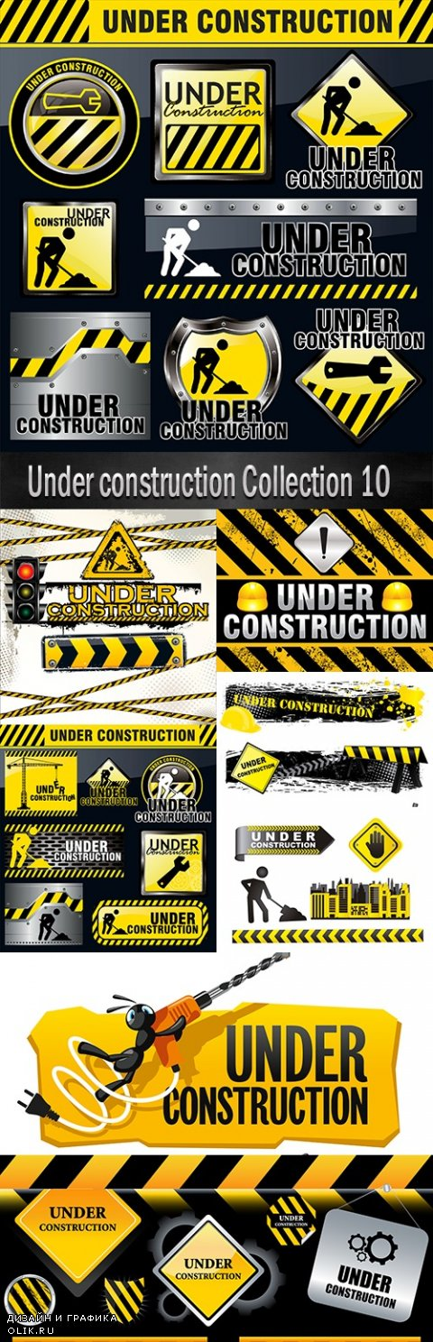 Under construction Collection 10
