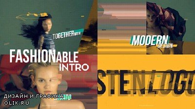 Fashionable Intro - Project for AFEFS (Videohive)