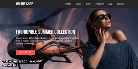 t - Online Shop v1.0 - eCommerce Muse Template - 8784706