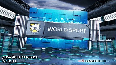Sport Opener 12243681 - Project for After Effects (Videohive)
