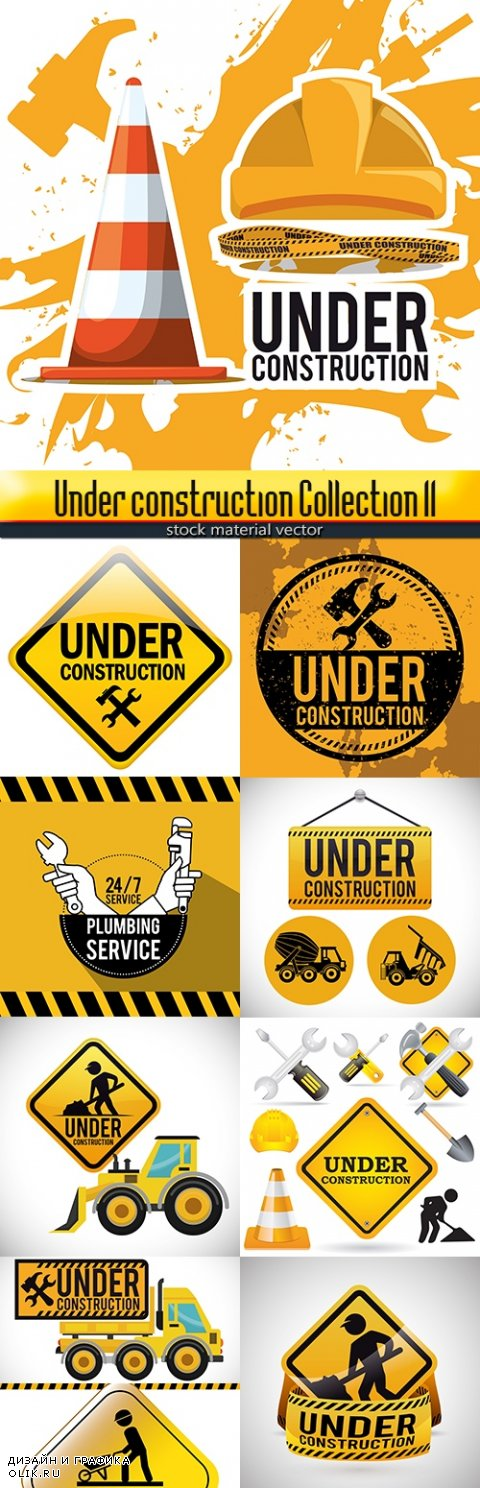 Under construction Collection 11