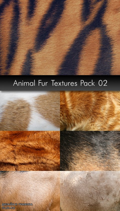 Animal Fur Textures, part 2