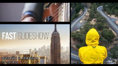 Fast Slideshow 15024030 - Project for After Effects (Videohive)