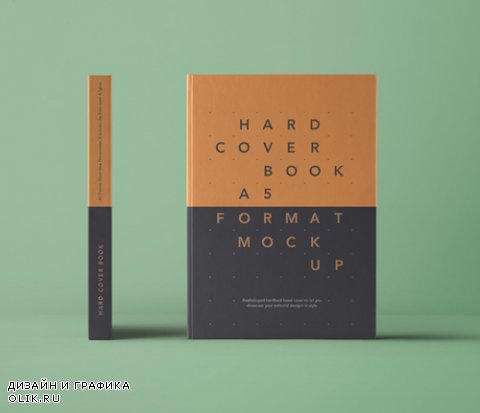 A5 Hardcover Book Vol 4