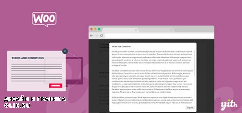 YiThemes - YITH WooCommerce Terms And Conditions Popup v1.0.5