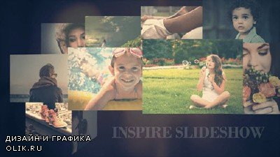 Inspire Slideshow 16725623 - Project for AFEFS (Videohive)