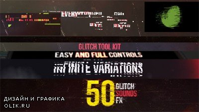 Glitch Tool Kit - Project for AFEFS (Videohive)