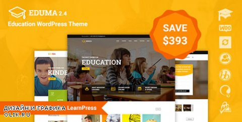 t - Eduma v2.4.2 - Education WordPress Theme | Education WP - 14058034