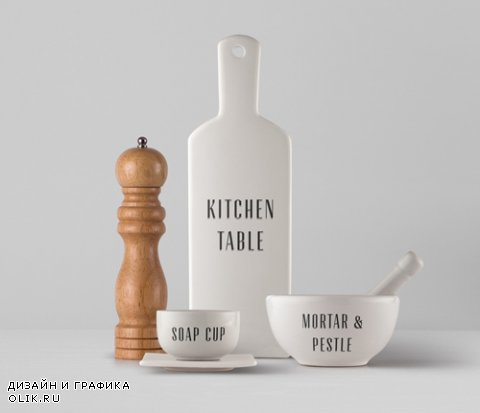 Tableware Mockup Vol 5