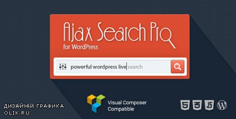 CodeCanyon - Ajax Search Pro for WordPress v4.9.4 - Live Search Plugin - 3357410