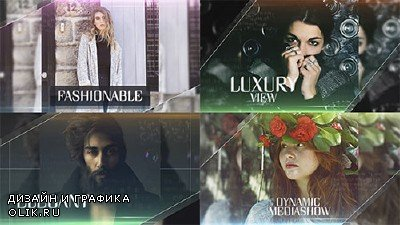 Fashion - Elegant Show - Project for After Effects (Videohive)