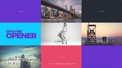 Dynamic Opener 17192769 - Project for After Effects (Videohive)
