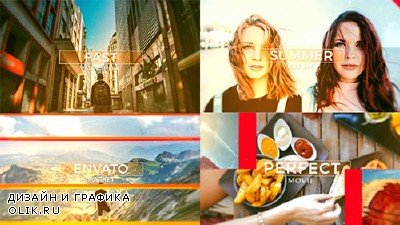 Fast Slideshow 17869980 - Project for After Effects (Videohive)