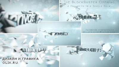 Blockbuster Trailer Vol.1 Clean, Bright & Elegant - Project for AFEFS (Videohive)