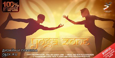 Yoga Zone - Project for After Effects (Videohive)