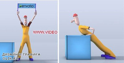 Character Animation Opener - Project for AFEFS (Videohive)