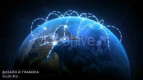 Digital Connected World 17562250 - Motion Graphic (Videohive)