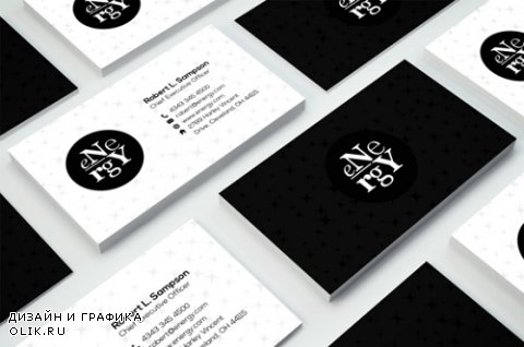 Creative Business Card 7 - 656130
