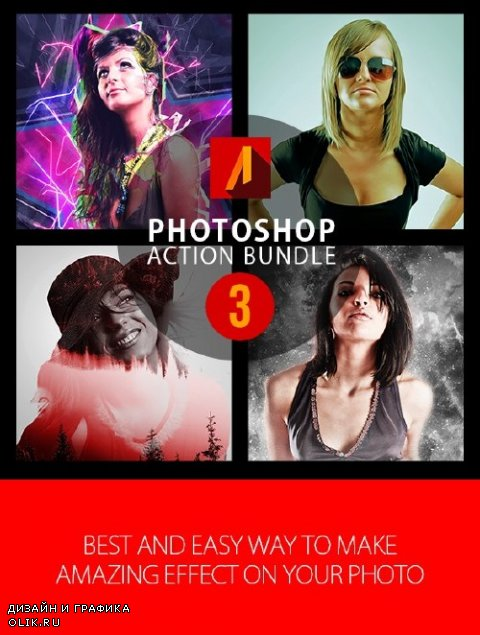 PHSP Action Bundle 3 | Photo Effects - 16801482