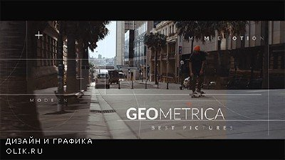 Geometrica // Opening Titles - Project for After Effects (Videohive)