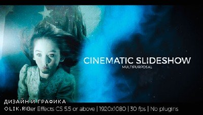 Cinematic Slideshow 17727253 - Project for AFEFS (Videohive)